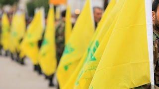 أخبار عربية - حزب الله اللبناني ينظم عرضاً عسكرياً في منطقة القصير بريف حمص
