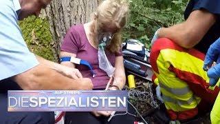 3 Tage an Baum gefesselt: Mädchen beinahe verdurstet | Auf Streife - Die Spezialisten | SAT.1 TV