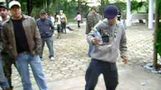 Samba Trance na Inner Vibe 11 de outubro de 2008