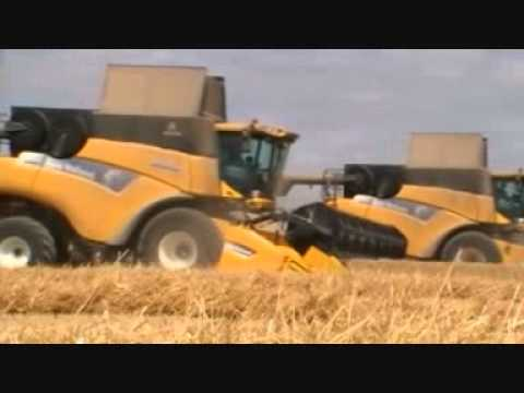 The Wurzels - Combine Harvester Song Video 2011