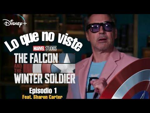 Download The Falcon And The Winter Soldier Episodio 1   Lo que no viste Referencias   Easter Eggs  Tony Stark