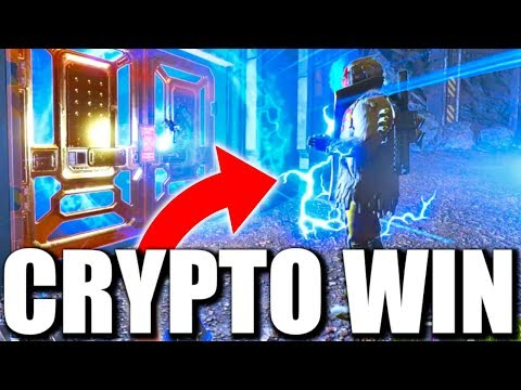 My First Win With Crypto! (Season 3 Early Access Gameplay) - PC Apex Legends