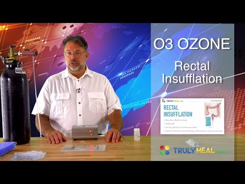 O3 Rectal Ozone Insufflation | Inflammation Repair, Leaky Gut Repair & Tight Junction