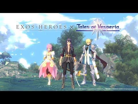 [EXOS HEROES] Tales of Vesperia Collaboration PV