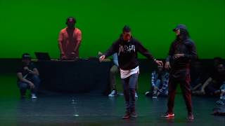 Les Twins vs King Charles and Prince Jaron | City Dance Make Lemonade Benefit