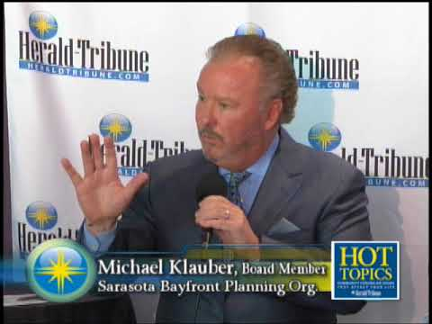Herald Tribune Hot Topics -  Bayfront Planning, What's Next?
