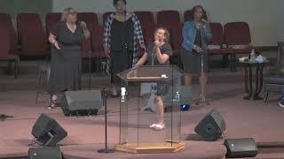 Pastor Charles Marshall June 6 2021
