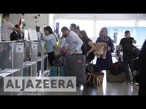 Iraq imposes flight ban after Kurdish referendum