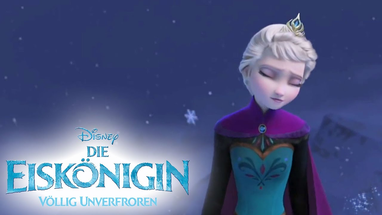 Download Let It Go - Sing Along - Song: DIE EISKÖNIGIN - VÖLLIG UNVERFROREN - Music: Frozen - Disney
