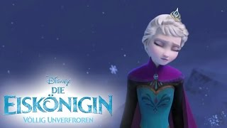 Let It Go - Sing Along - Song: DIE EISKÖNIGIN - VÖLLIG UNVERFROREN - Music: Frozen - Disney