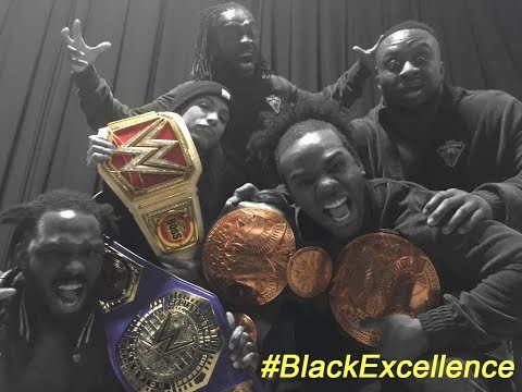 Xavier Woods is Racist! | BLACK EXCELLENCE!