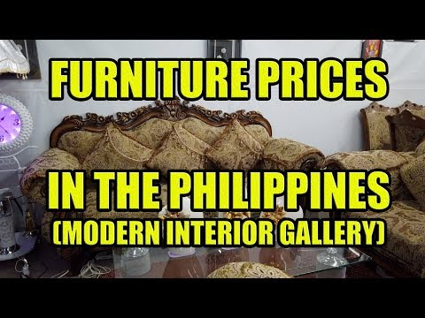 Furniture Prices In The Philippines (Interior Modern Gallery)
