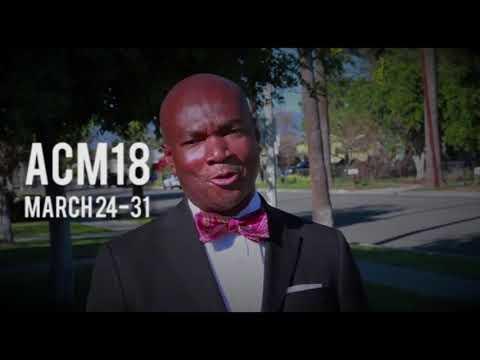 ACM18 promo - Ps Morris