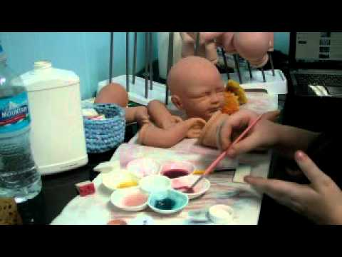 How To Make Your First Reborn Doll-Beginners Reborning Tutorial