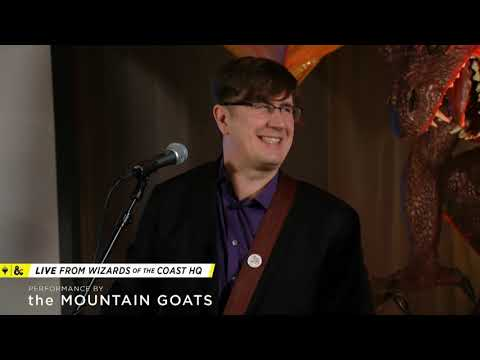 The Mountain Goats live from Wizards HQ