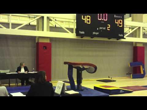 Rachel Goldenberg vault vs. Ball State