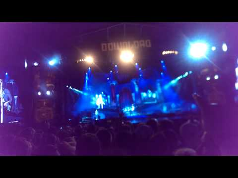 Avenged Sevenfold-Afterlife-Download Fest 2014
