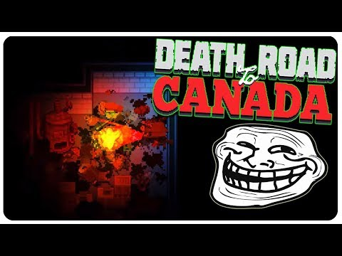 Pitch Black Zombie Siege Event! | Death Road To Canada Gameplay (Mobile | PC)