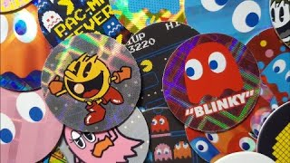 Complete la colección de Tazos Pac-Man 40 Aniversario Sabritas   C-de Colecciones