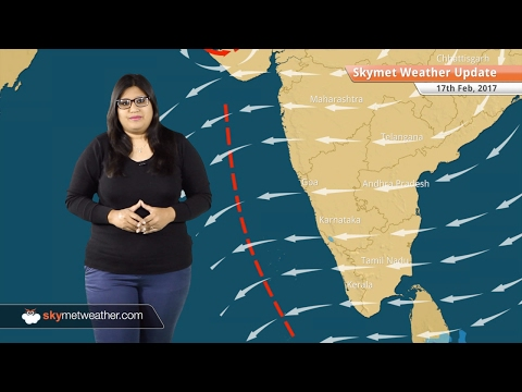 Weather Forecast for Feb 17: Rain and snow in Kashmir, Himachal, mercury to rise in Delhi, Mumbai