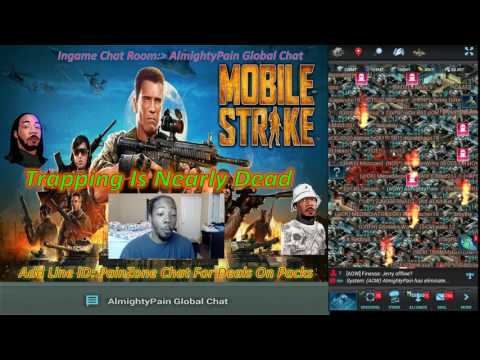 Mobile Strike Ep 419 Trapping Is Nearly Dead In MS The Tests I Been Through Of Troop Counts & Types