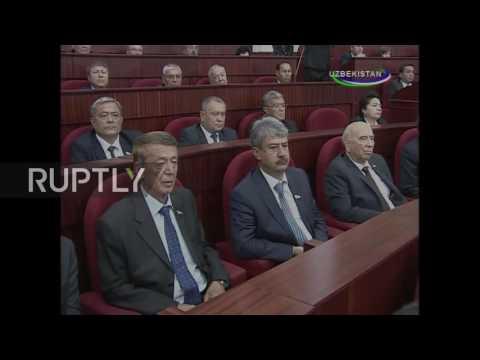 Uzbekistan: Uzbek PM Majlis appointed Interim President
