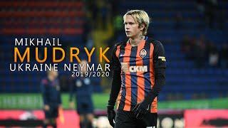 Mikhail Mudryk Ukraine Neymar Amazing skills 2019 2020