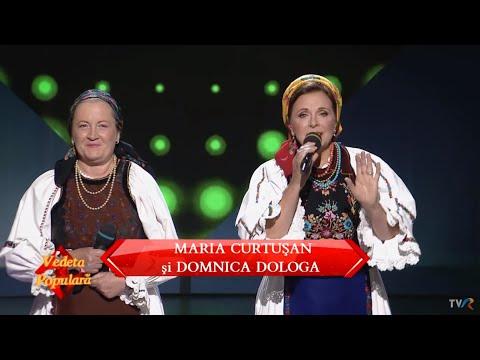 Download Maria Curtuşan şi Domnica Dologa -  Bărbate, sufletul meu (@Vedeta populară)