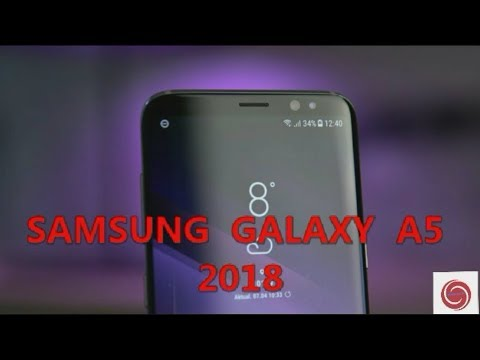 Samsung Galaxy A5 (2018) Release Date, Specifications, Price, Features, Design, CONCEPTS!.