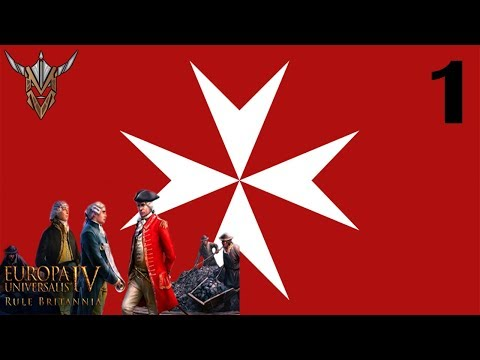 Europa Universalis IV - Rule Britannia - Chivalry is NOT dea