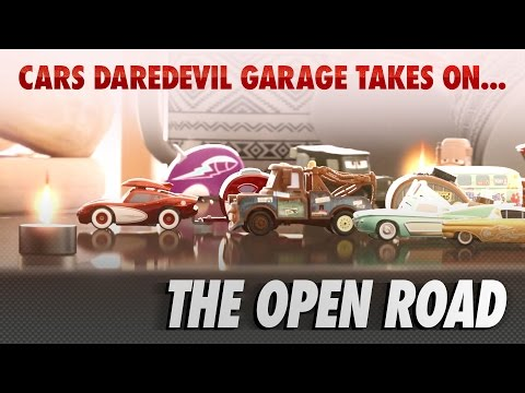Thumbnail: Disney Pixar Cars | The Die-cast Series Ep. 10 | Takes on the Open Road