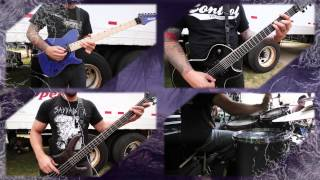 "The Black Dahlia Murder ""Into the Everblack"" performance demonstration"