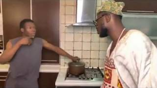 Download Papa Ade and Ade Comedy - When You Can't Run From The Evidence - Chef Papa Ade In The Kitchen