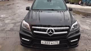 видео Аэродинамические обвесы Mercedes GL X164, тюнинг Mercedes GL X164 | Дооснащение, программирование, русификация Мерседес. Навигация. Comand Mercedes
