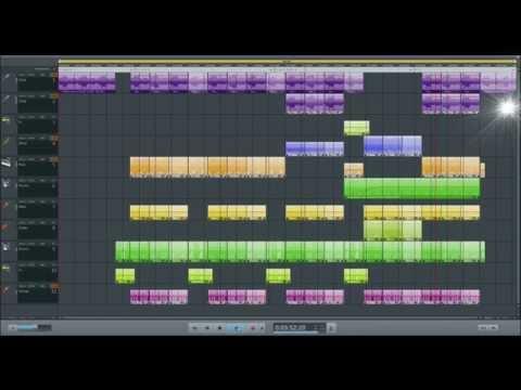 Magix Music Maker 2015 Premium. MovieScore vol. 12.