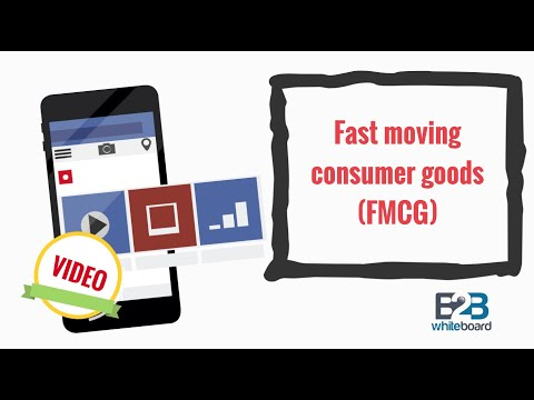 Fast moving consumer goods (FMCG)