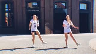 Шаффл! Крутой современный танец! Shuffle dance! Девушки танцуют