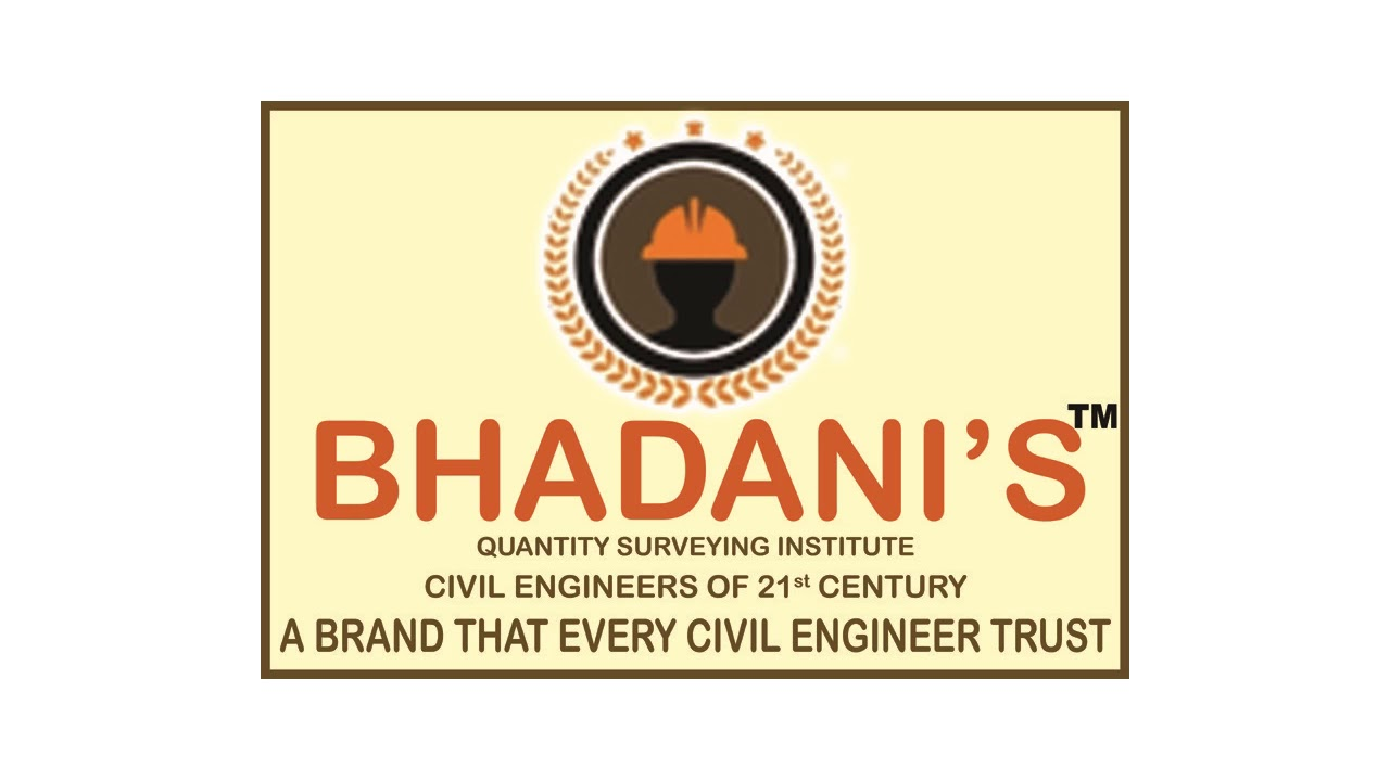 BHADANI QUANTITY SURVEYORS AND TRAINING PVT LTD--PRACTICAL