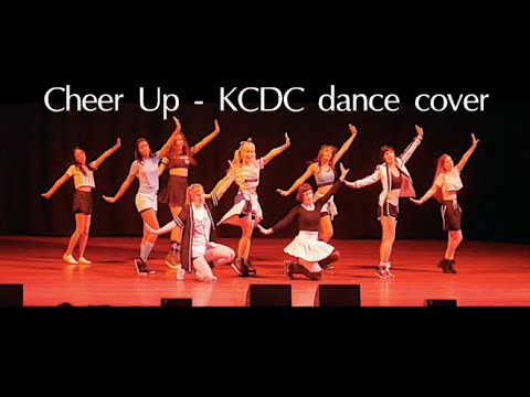 Thumbnail: Twice CHEER UP dance cover performance [KCDC]