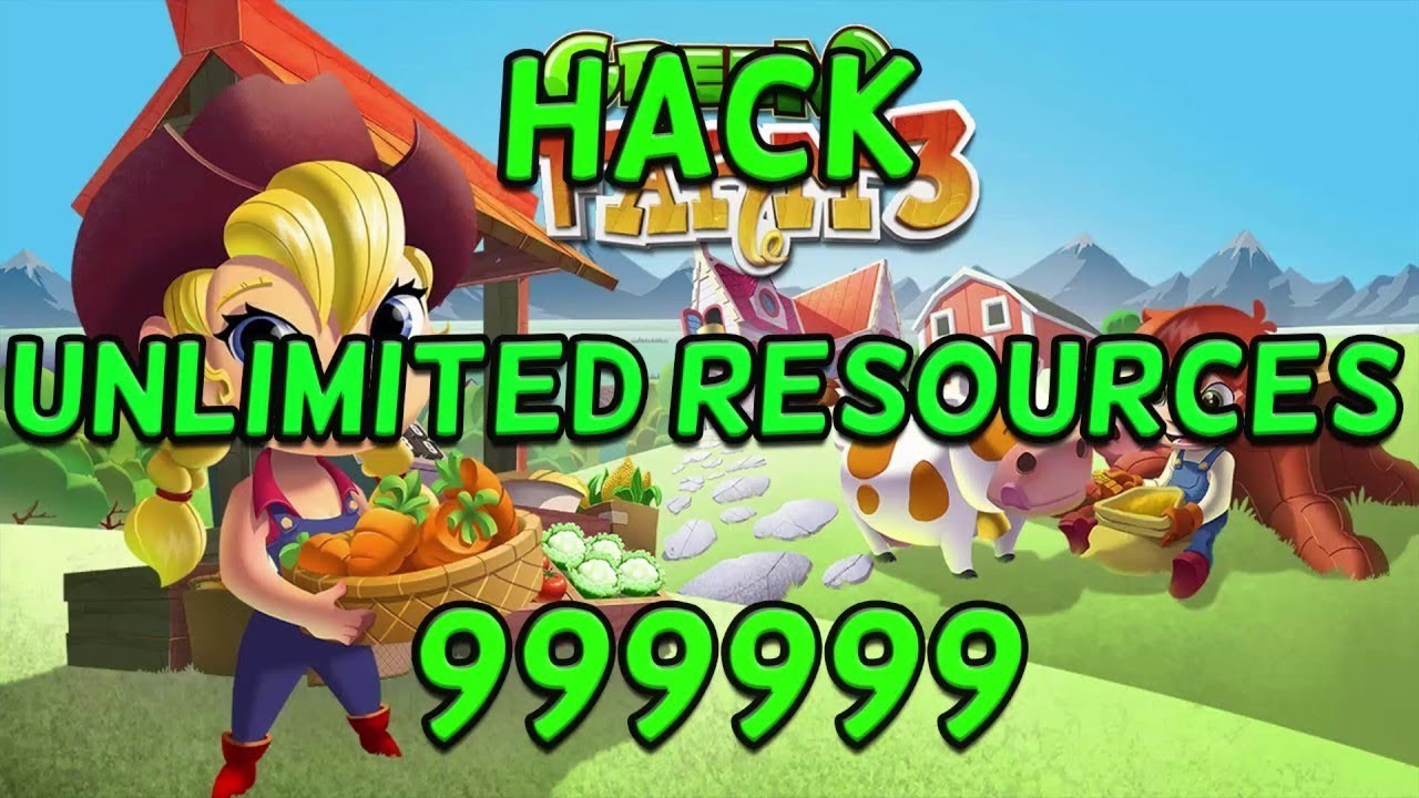 How to hack Green Farm 3 without root and without lucky patcher [Hindi]
