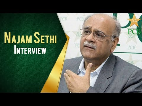 Chairman PCB Najam Sethi interview with BBC World Service, Stumped Programme  December 2017.