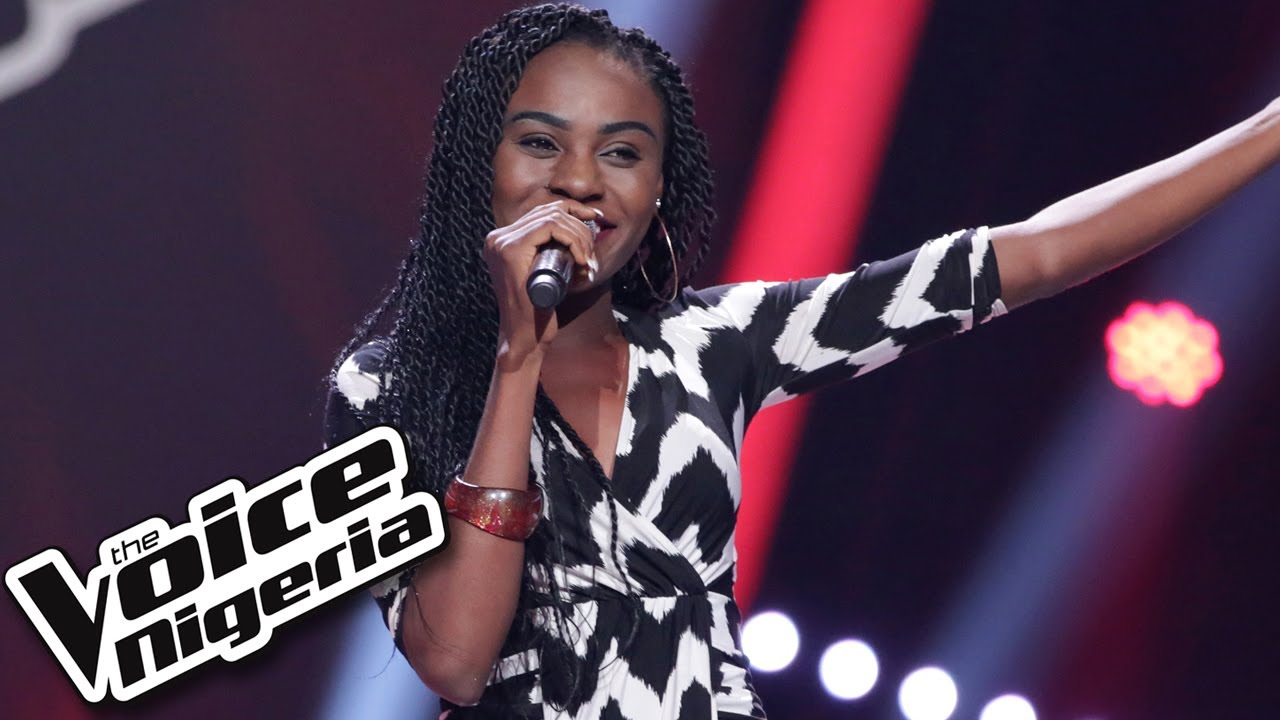 """Download Blessing Isaac sings """"A Woman's Worth"""" / Blind Auditions / The Voice Nigeria Season 2"""