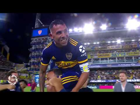 Boca Juniors Gimnasia La Plata Goals And Highlights