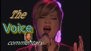 The Voice Top 10 performances (commentary)