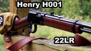 Henry H001 Levergun is too much fun
