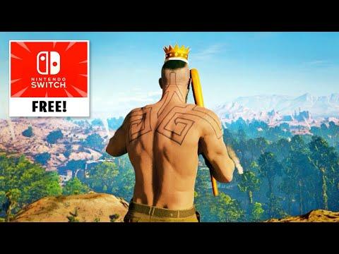 Download Top 10 Free Nintendo Switch Games 2021 | 10 Best Free Nintendo Switch Games 2021 Edition