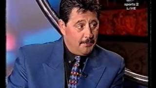 Keith Deller vs Rod Harrington - 1998 World Matchplay - Semi Finals - Part 1/10