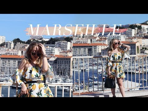 Marseille With My Best Friend & New Designer Bag | LILY LIKE VLOG #11