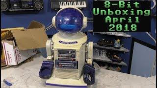 8-Bit Unboxing April 2018