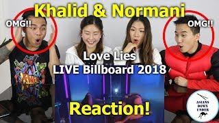 Khalid & Normani - Love Lies live at 2018 Billboard Music Awards | Reaction - Australian Asians